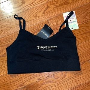 F21 x juicy couture bralette top! 🖤